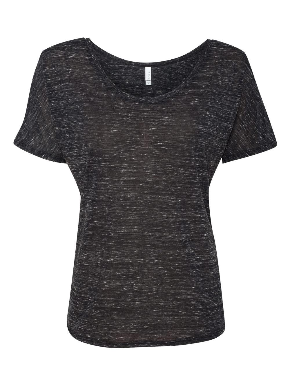 Bella-Canvas-Women-039-s-Slouchy-Tee-8816 thumbnail 12