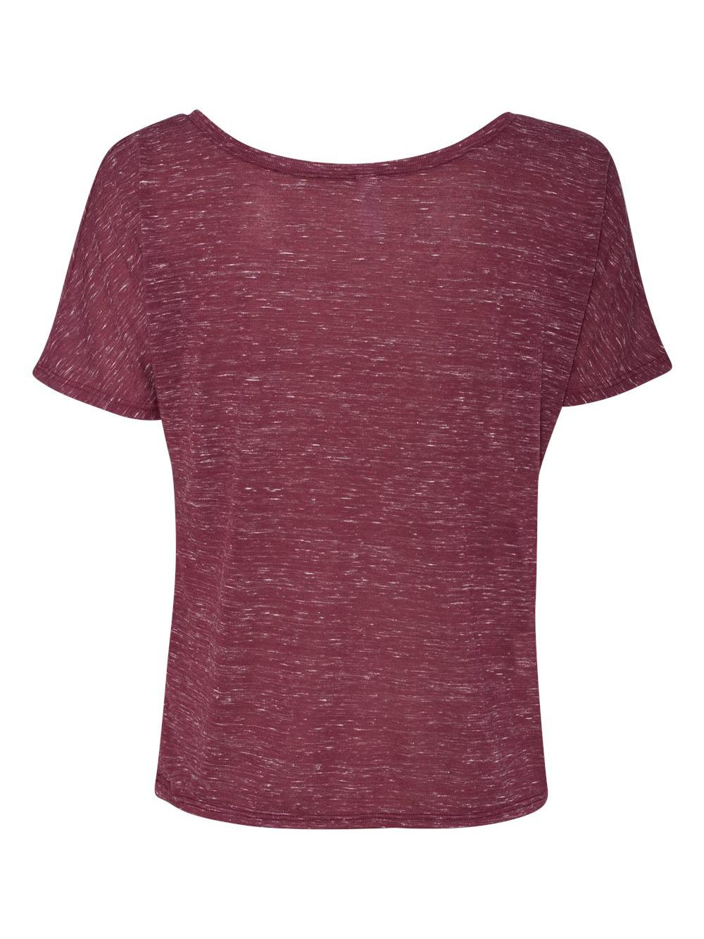 Bella-Canvas-Women-039-s-Slouchy-Tee-8816 thumbnail 37