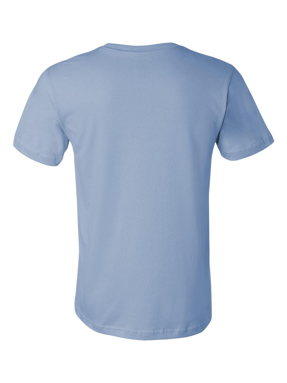 Bella-Canvas-Unisex-Short-Sleeve-Jersey-Tee-3001 thumbnail 16
