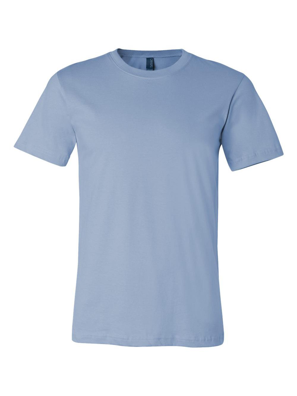 Bella-Canvas-Unisex-Short-Sleeve-Jersey-Tee-3001 thumbnail 15