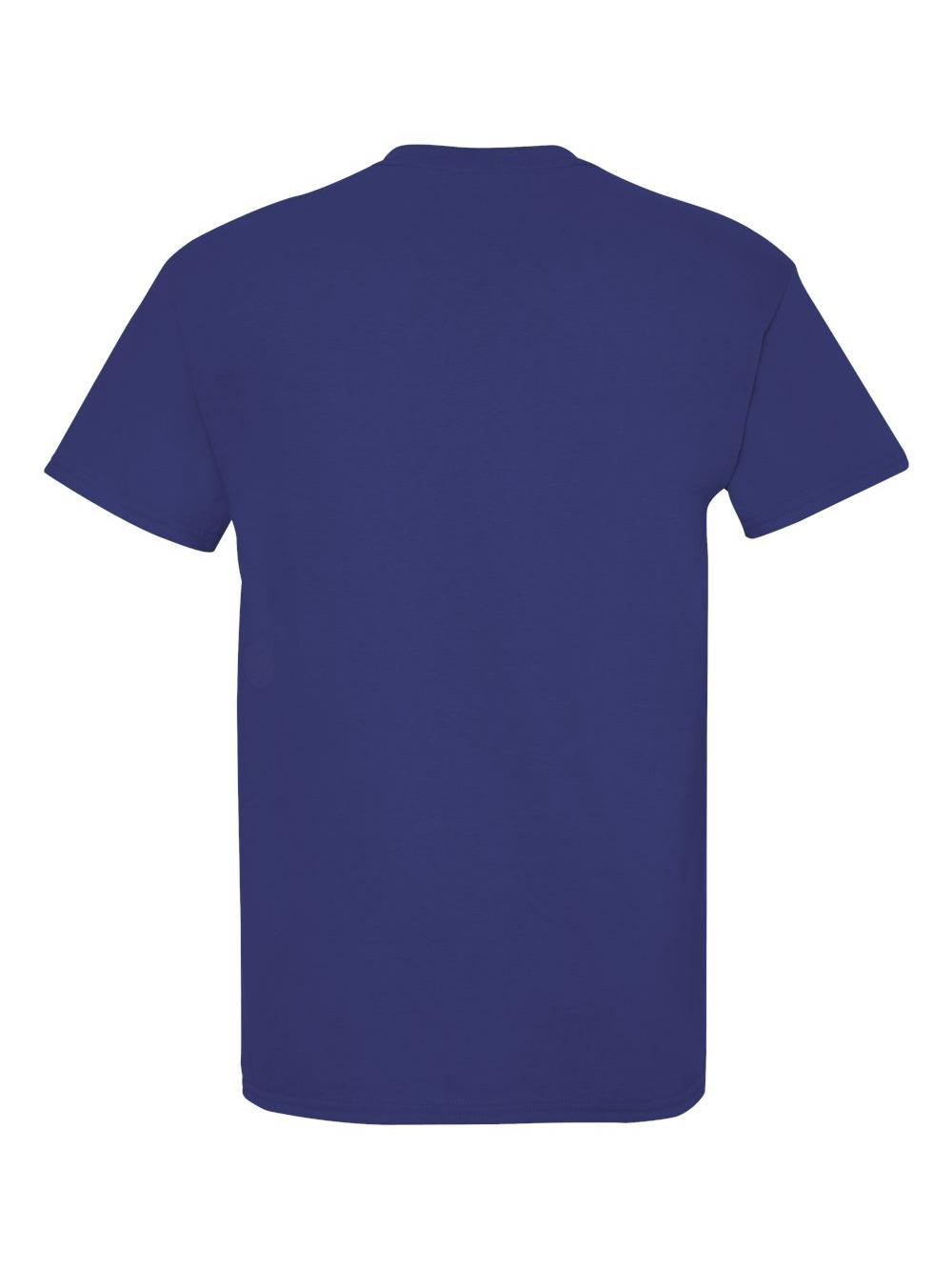 Gildan-Heavy-Cotton-T-Shirt-5000 thumbnail 37
