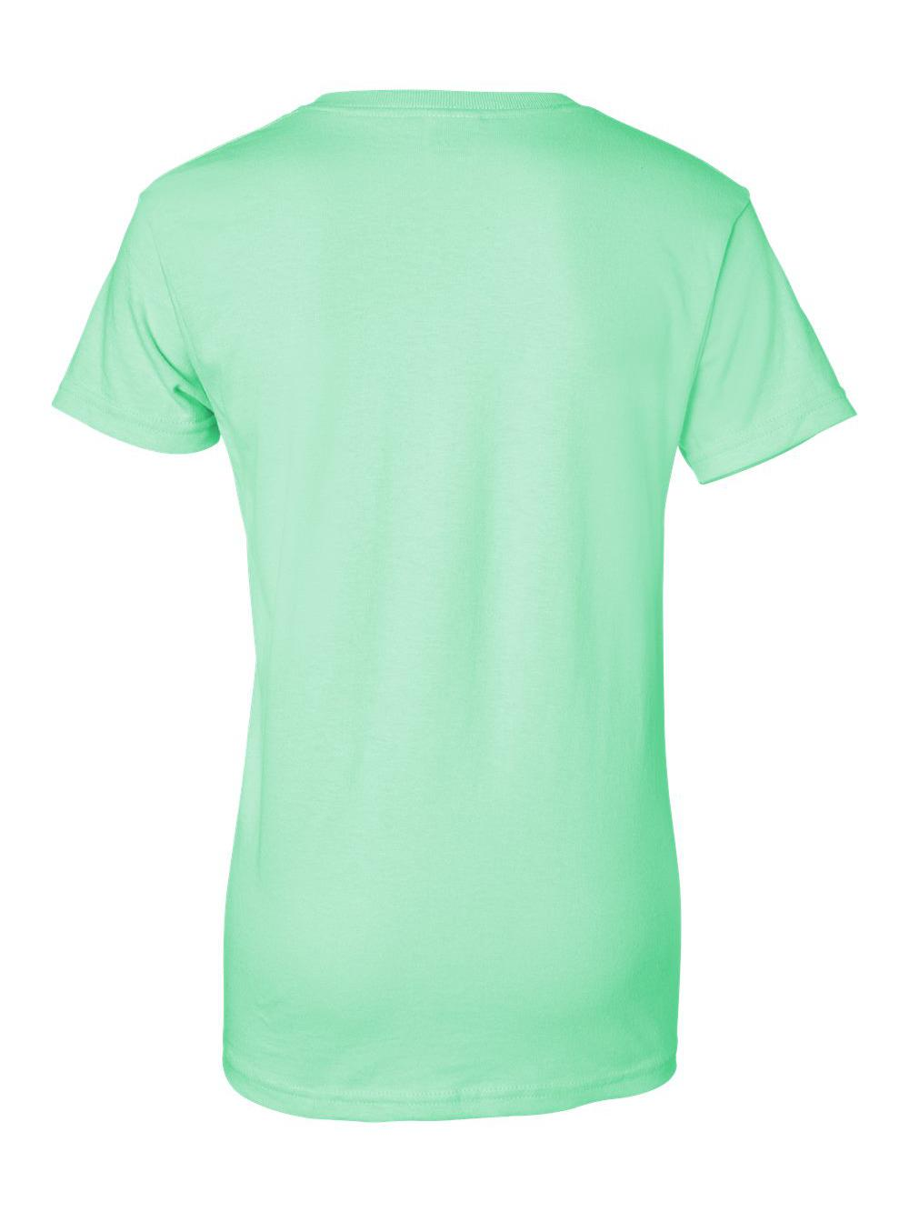 Gildan-Ultra-Cotton-Women-039-s-T-Shirt-2000L thumbnail 40