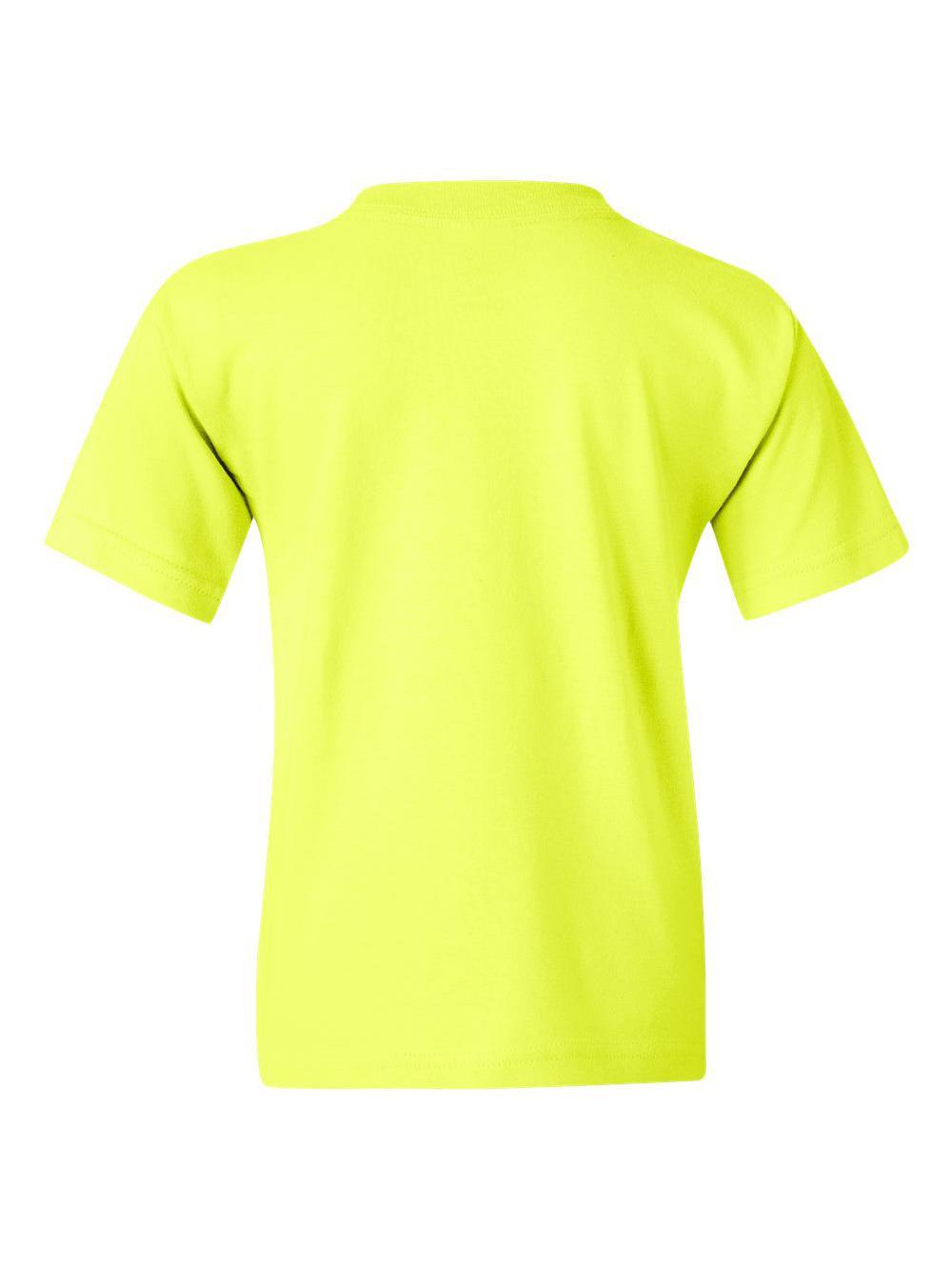 Gildan-Heavy-Cotton-Youth-T-Shirt-5000B thumbnail 115