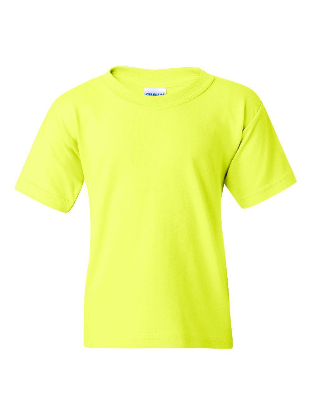 Gildan-Heavy-Cotton-Youth-T-Shirt-5000B thumbnail 114