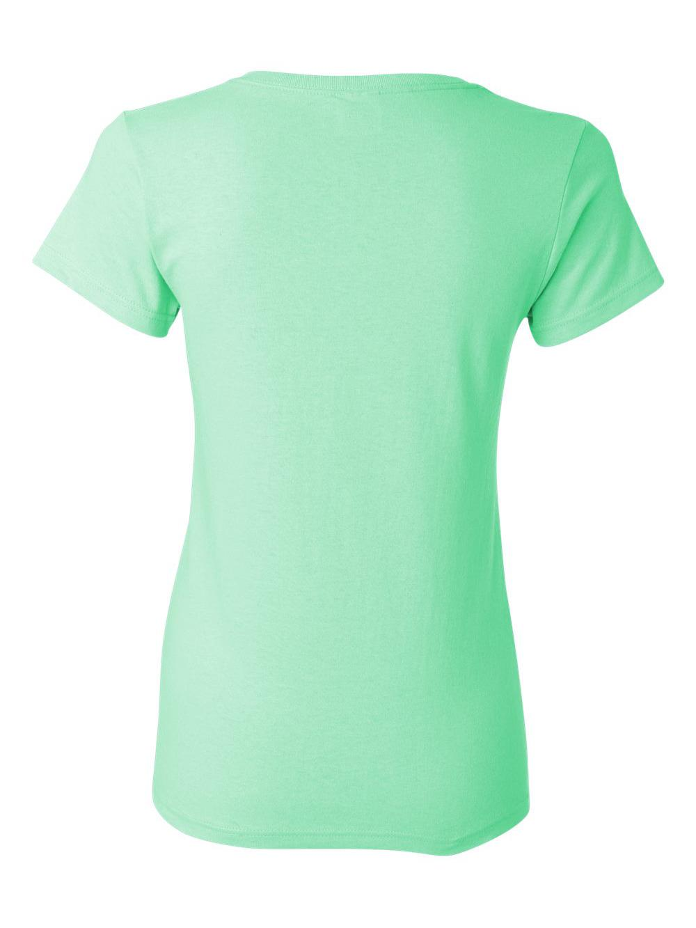 Gildan-Heavy-Cotton-Women-039-s-Short-Sleeve-T-Shirt-5000L thumbnail 82