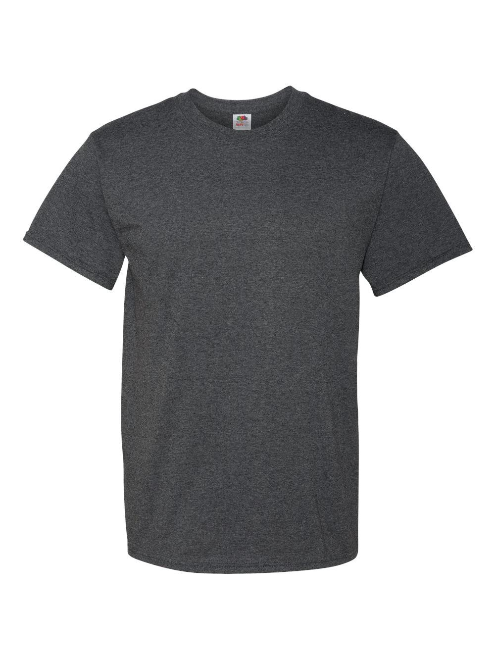 Fruit-of-the-Loom-HD-Cotton-Short-Sleeve-T-Shirt-3930R thumbnail 18