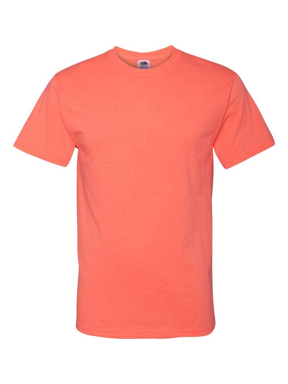 Fruit-of-the-Loom-HD-Cotton-Short-Sleeve-T-Shirt-3930R thumbnail 96