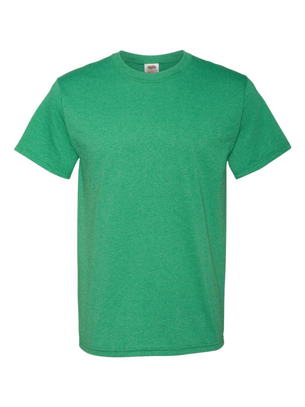 Fruit-of-the-Loom-HD-Cotton-Short-Sleeve-T-Shirt-3930R thumbnail 99