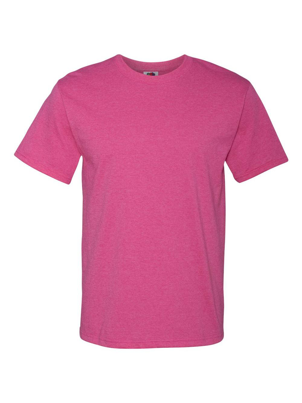 Fruit-of-the-Loom-HD-Cotton-Short-Sleeve-T-Shirt-3930R thumbnail 102