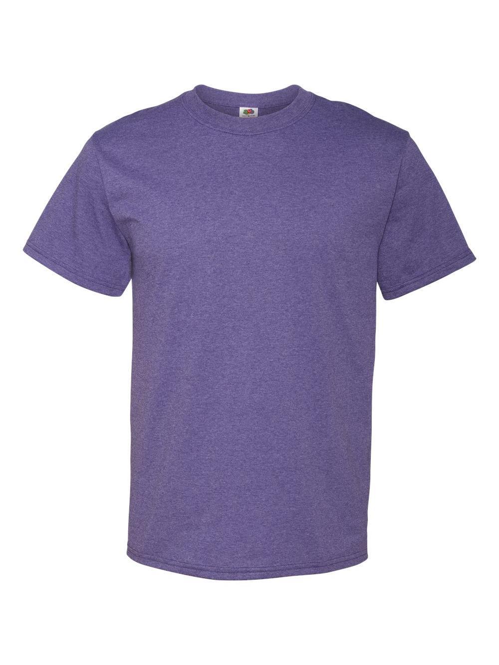 Fruit-of-the-Loom-HD-Cotton-Short-Sleeve-T-Shirt-3930R thumbnail 105