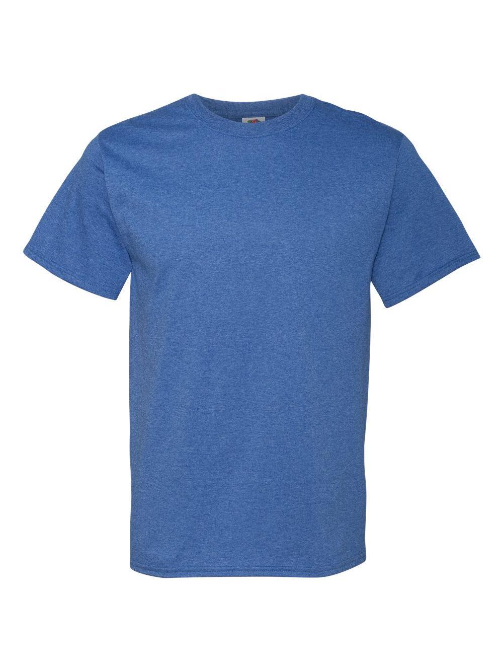 Fruit-of-the-Loom-HD-Cotton-Short-Sleeve-T-Shirt-3930R thumbnail 108