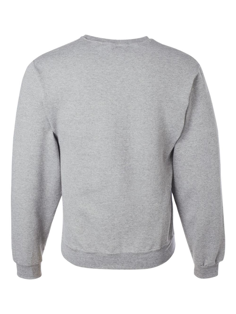 Jerzees-NuBlend-Crewneck-Sweatshirt-562MR thumbnail 7