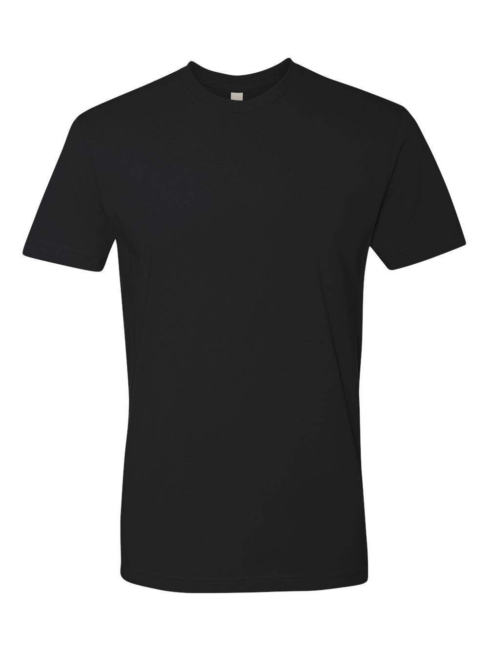 997822f66af4 Next Level Mens Premium Fitted Short Sleeve Crew T Shirt 3600 Xs-3xl ...