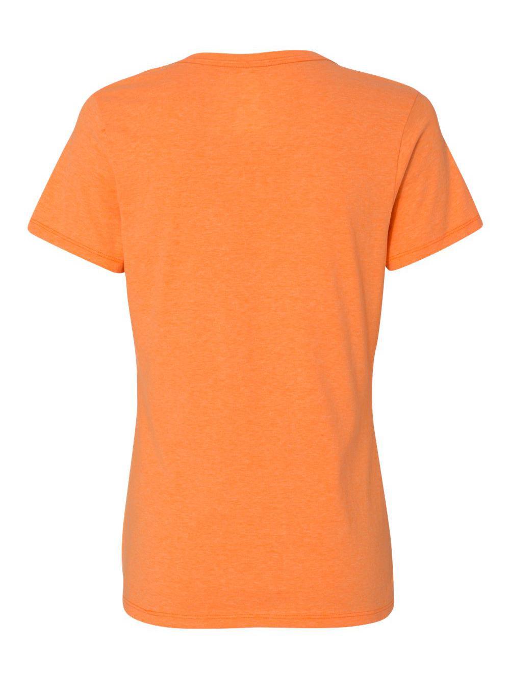 Hanes-X-Temp-Women-039-s-V-Neck-T-Shirt-42V0 thumbnail 16