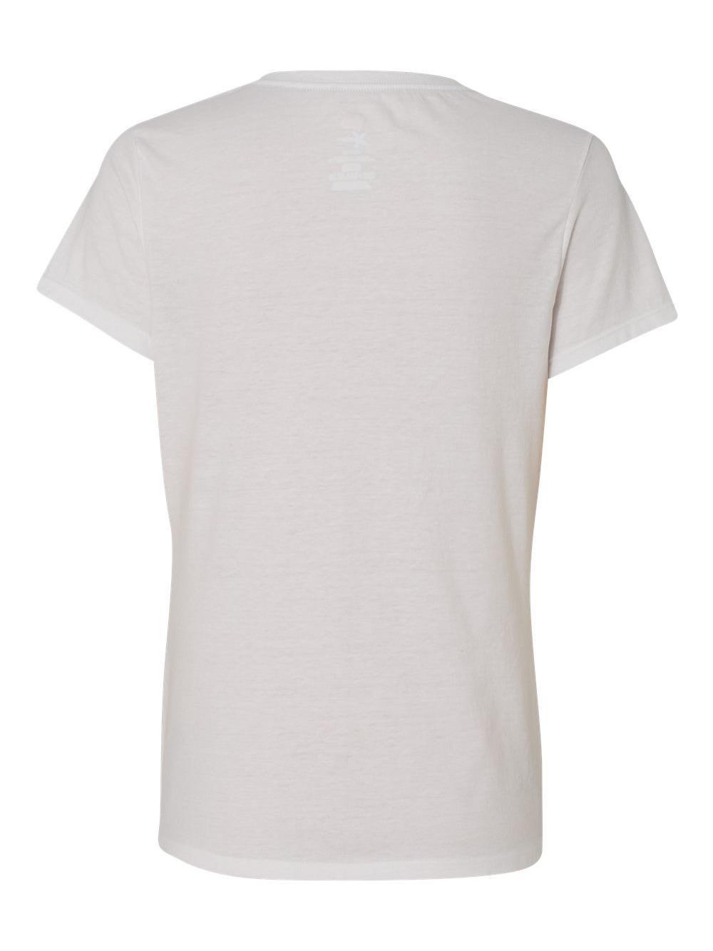 Hanes-X-Temp-Women-039-s-V-Neck-T-Shirt-42V0 thumbnail 22