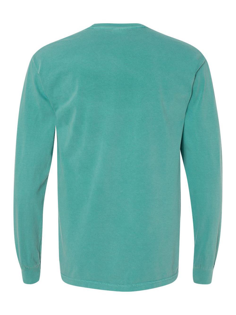 Comfort-Colors-Garment-Dyed-Heavyweight-Ringspun-Long-Sleeve-T-Shirt-6014 thumbnail 61