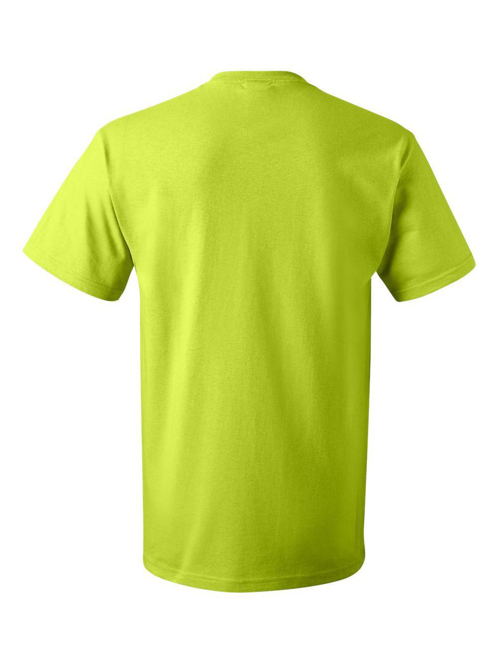 Fruit-of-the-Loom-HD-Cotton-Short-Sleeve-T-Shirt-3930R thumbnail 82