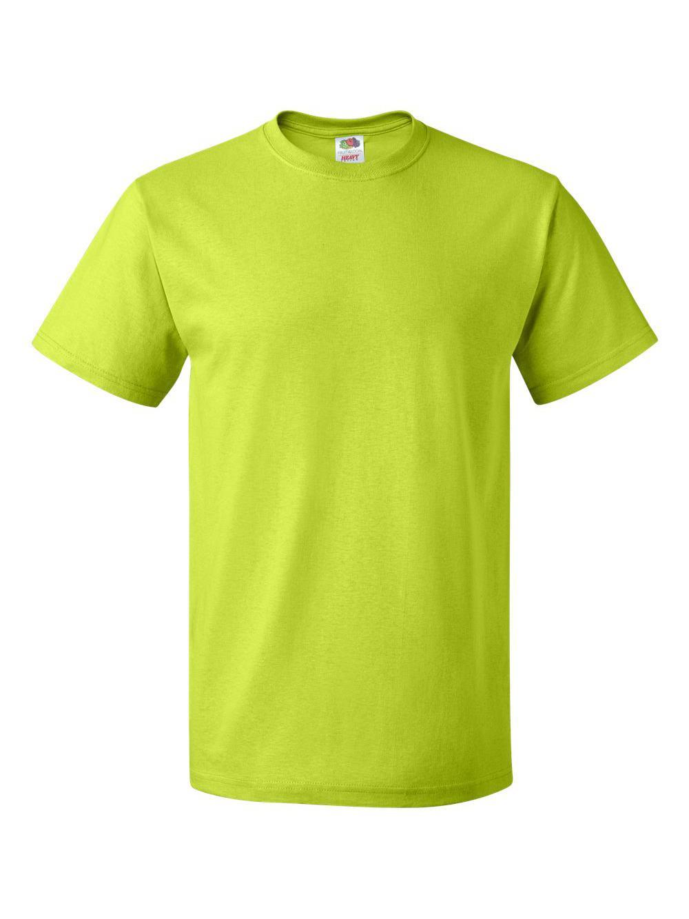 Fruit-of-the-Loom-HD-Cotton-Short-Sleeve-T-Shirt-3930R thumbnail 81