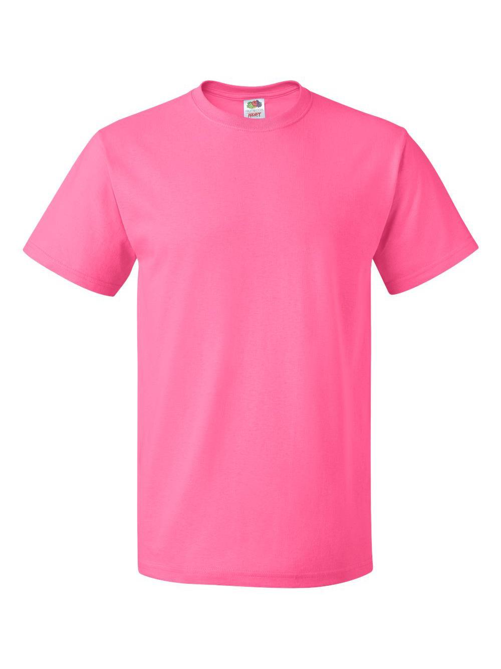 Fruit-of-the-Loom-HD-Cotton-Short-Sleeve-T-Shirt-3930R thumbnail 84