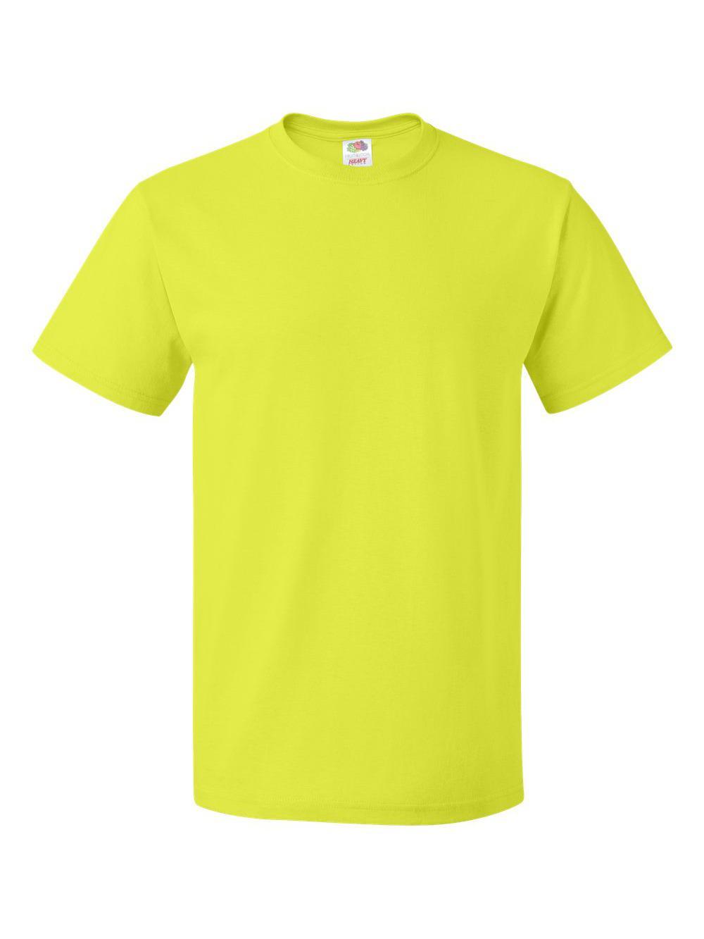 Fruit-of-the-Loom-HD-Cotton-Short-Sleeve-T-Shirt-3930R thumbnail 117