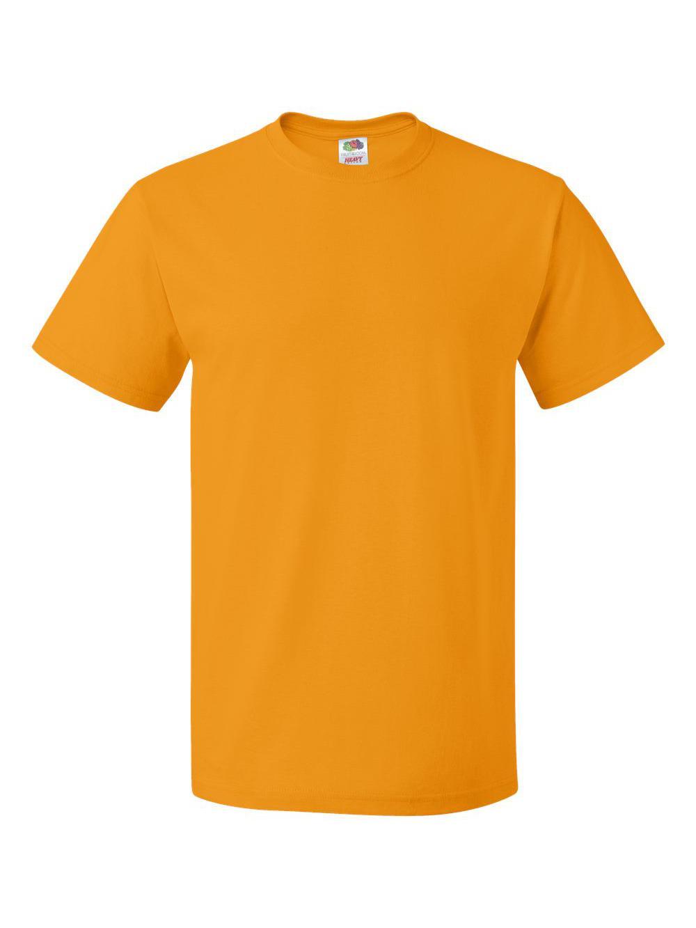 Fruit-of-the-Loom-HD-Cotton-Short-Sleeve-T-Shirt-3930R thumbnail 120