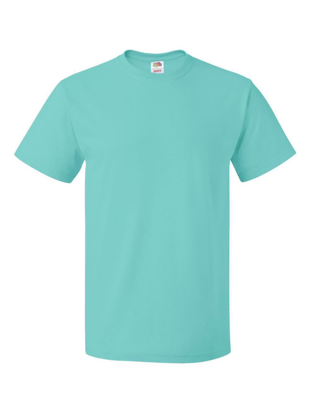 Fruit-of-the-Loom-HD-Cotton-Short-Sleeve-T-Shirt-3930R thumbnail 123