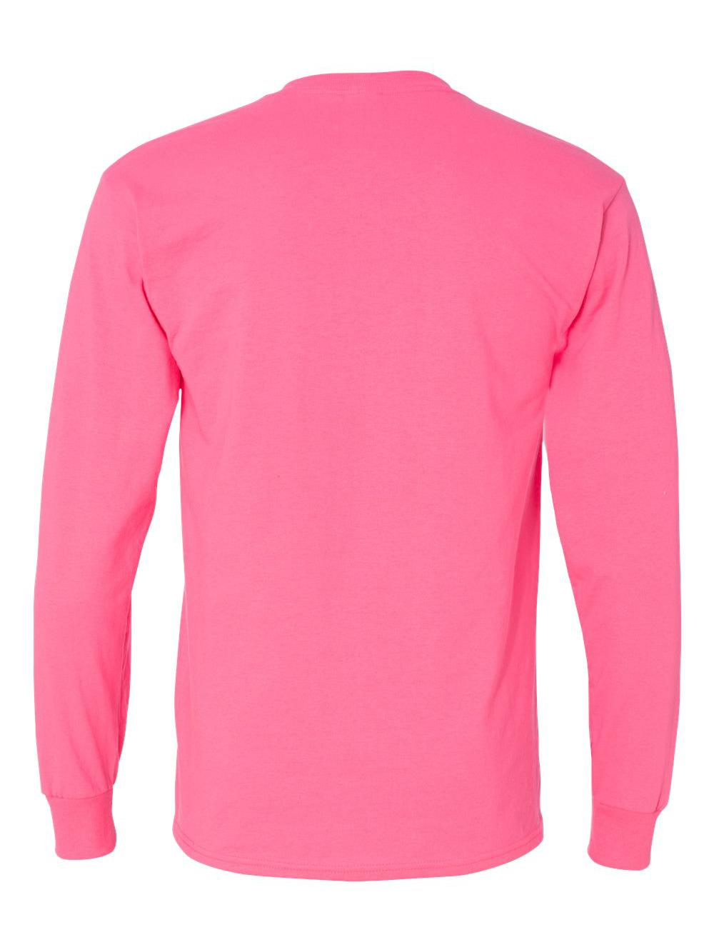 Fruit-of-the-Loom-HD-Cotton-Long-Sleeve-T-Shirt-4930R thumbnail 52