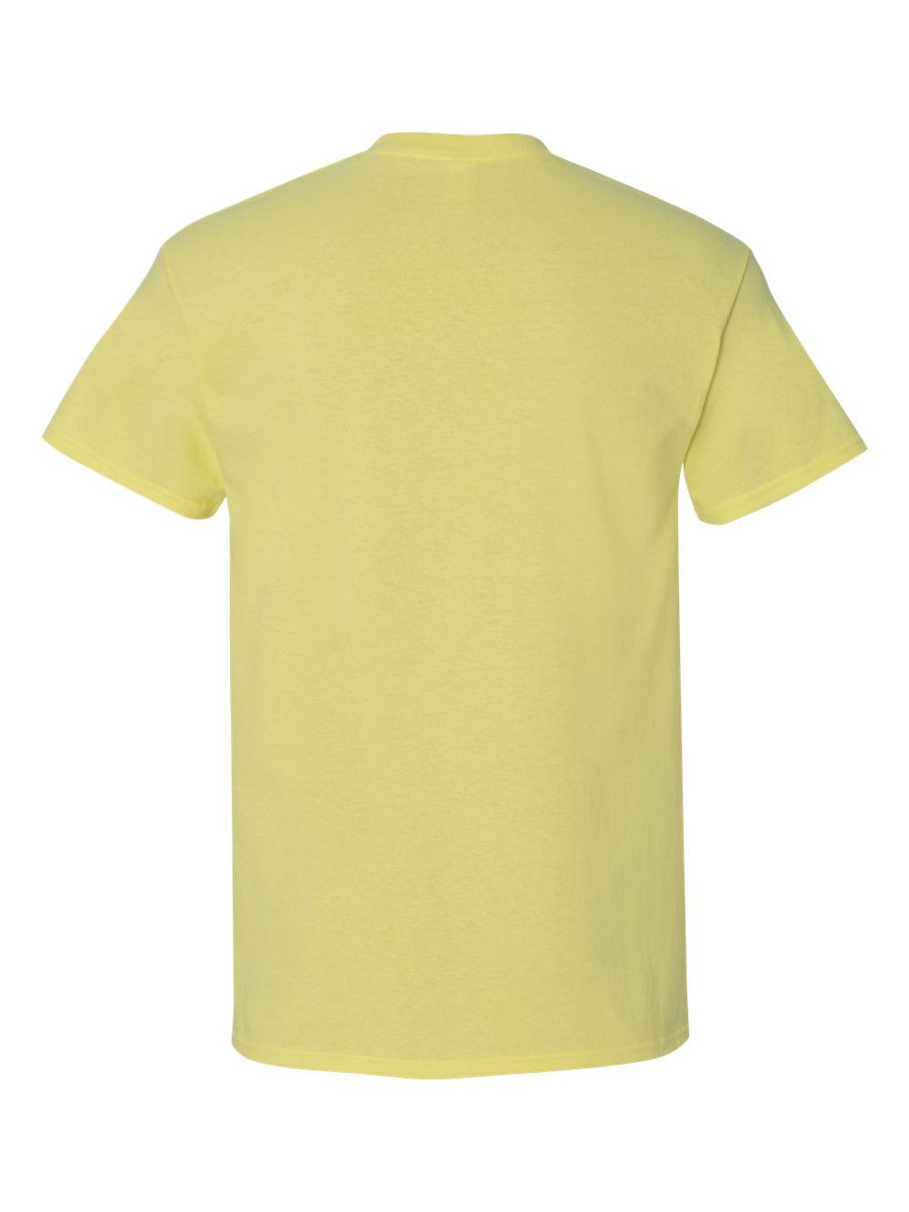 Gildan-Heavy-Cotton-T-Shirt-5000 thumbnail 43