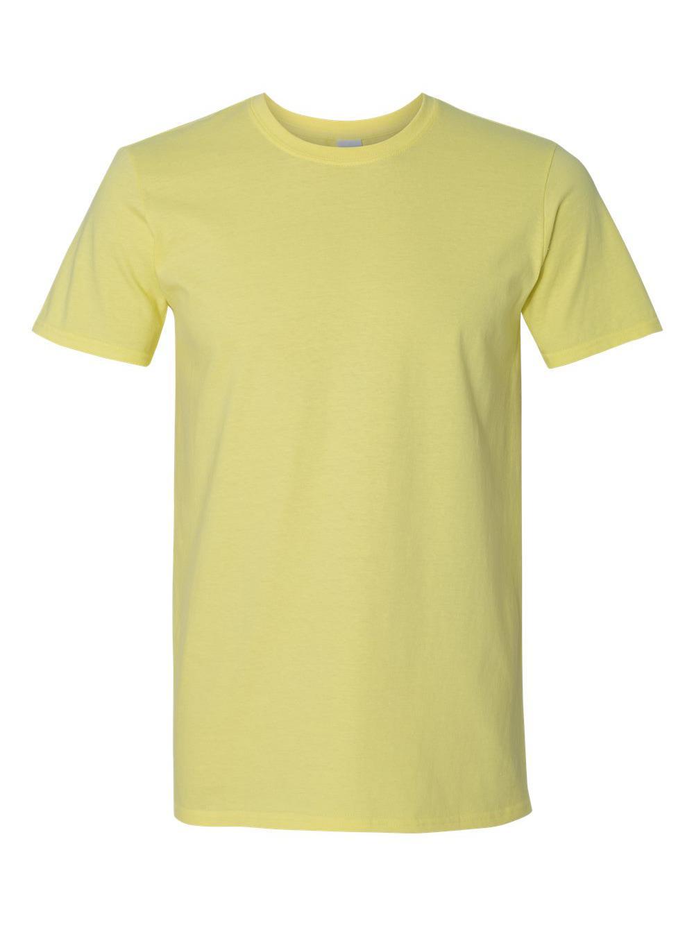 Gildan-Softstyle-T-Shirt-64000 thumbnail 39