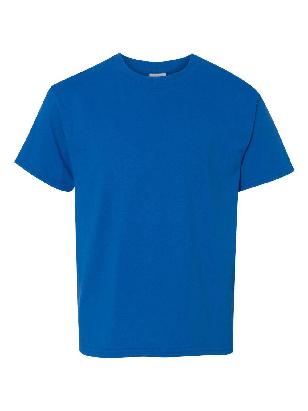 Gildan-Heavy-Cotton-Youth-T-Shirt-5000B thumbnail 93