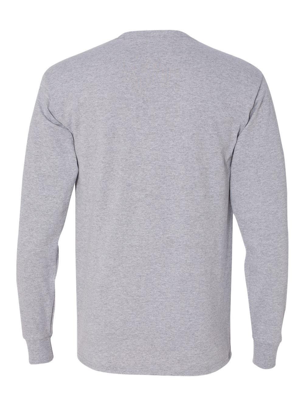 Jerzees-Dri-Power-Long-Sleeve-50-50-T-Shirt-29LSR thumbnail 7