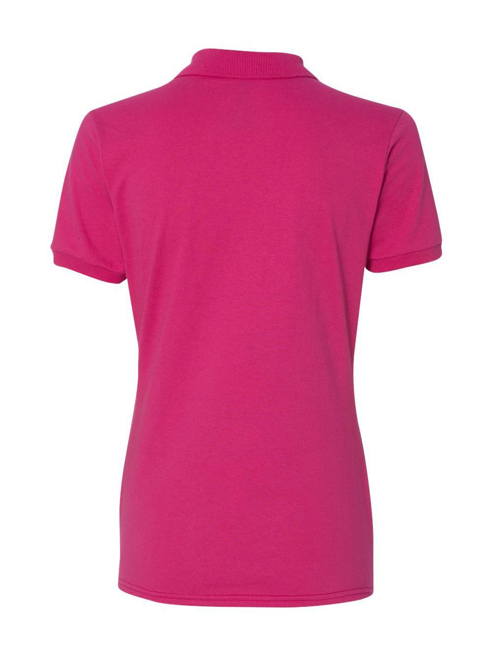 Jerzees-Women-039-s-Spotshield-50-50-Sport-Shirt-437WR thumbnail 7