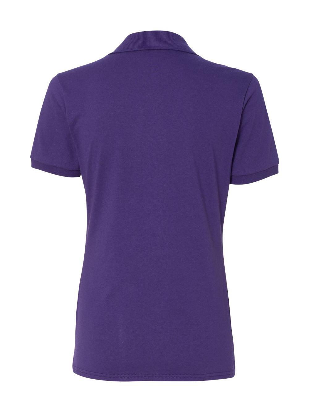 Jerzees-Women-039-s-Spotshield-50-50-Sport-Shirt-437WR thumbnail 10