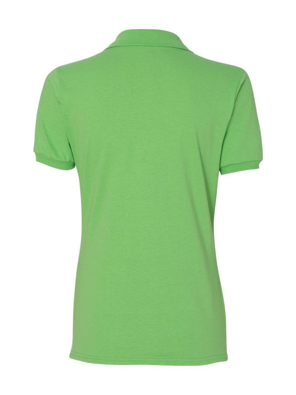 Jerzees-Women-039-s-Spotshield-50-50-Sport-Shirt-437WR thumbnail 19