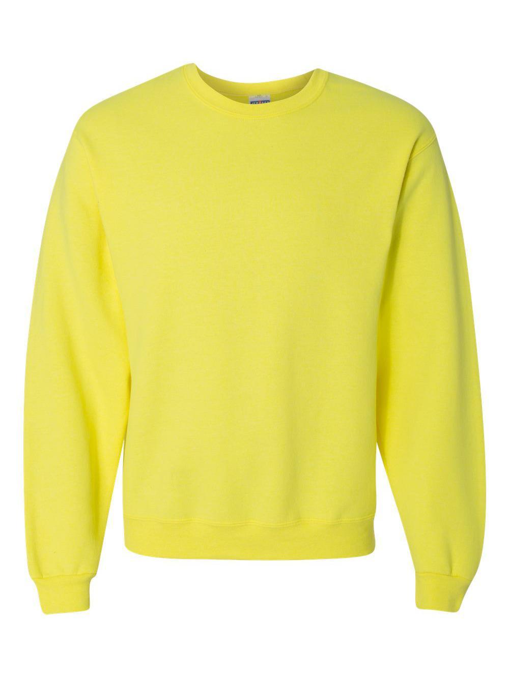 Jerzees-NuBlend-Crewneck-Sweatshirt-562MR thumbnail 66