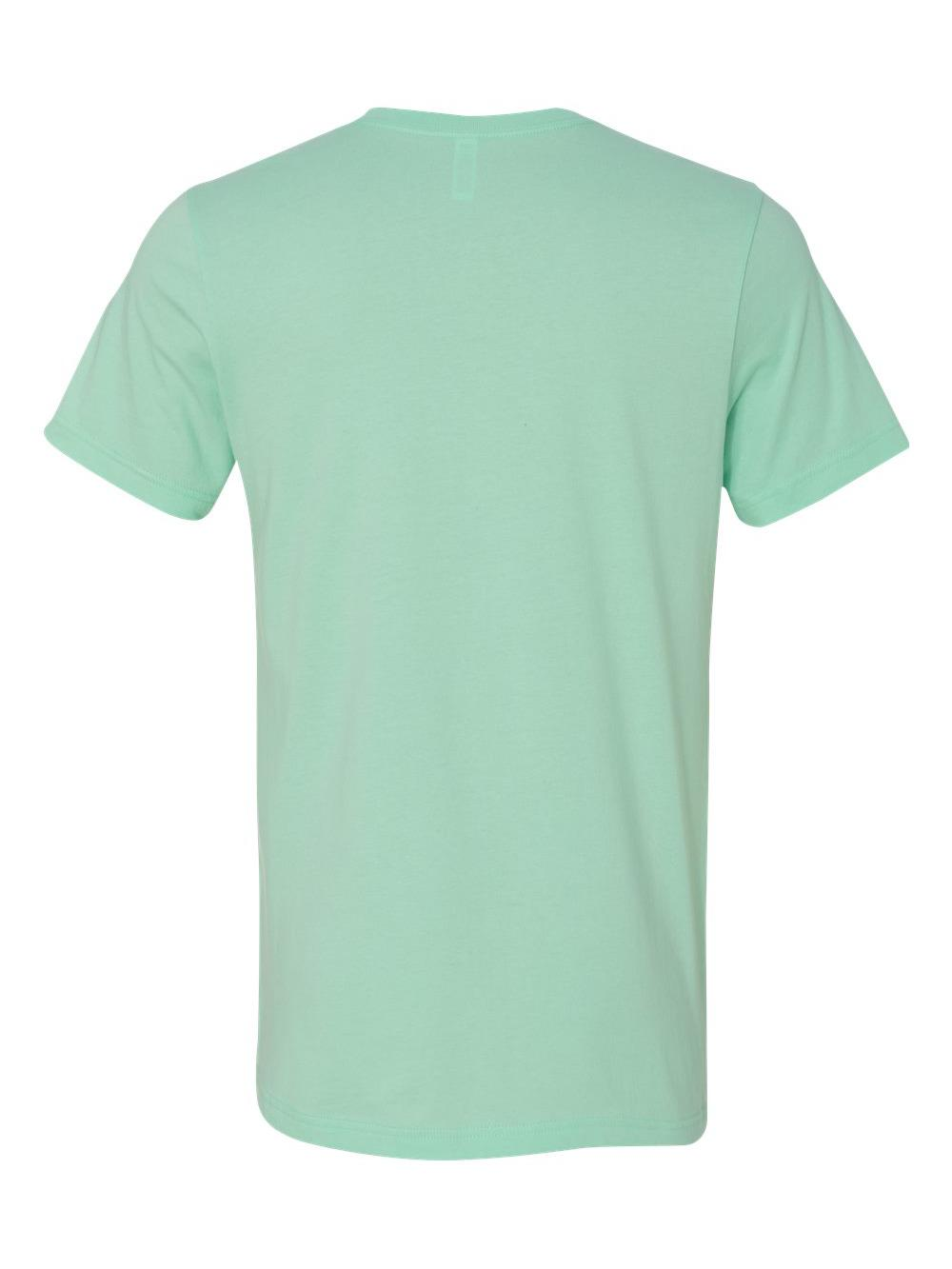 Bella-Canvas-Unisex-Short-Sleeve-Jersey-Tee-3001 thumbnail 82