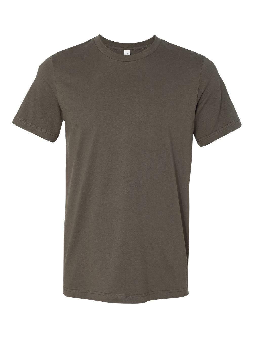 Bella-Canvas-Unisex-Short-Sleeve-Jersey-Tee-3001 thumbnail 6