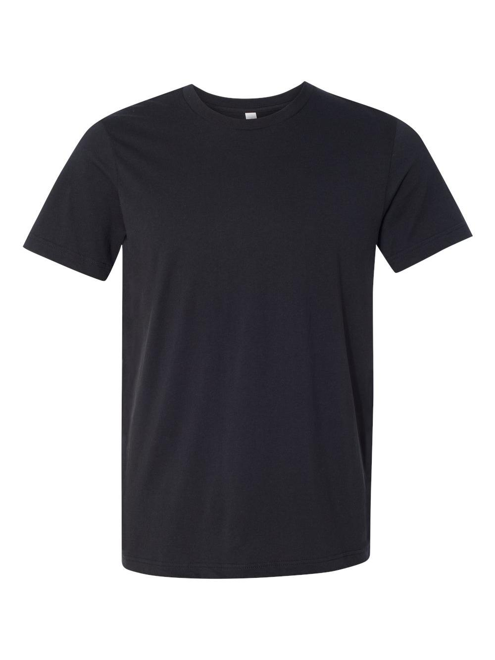 Bella-Canvas-Unisex-Short-Sleeve-Jersey-Tee-3001 thumbnail 144