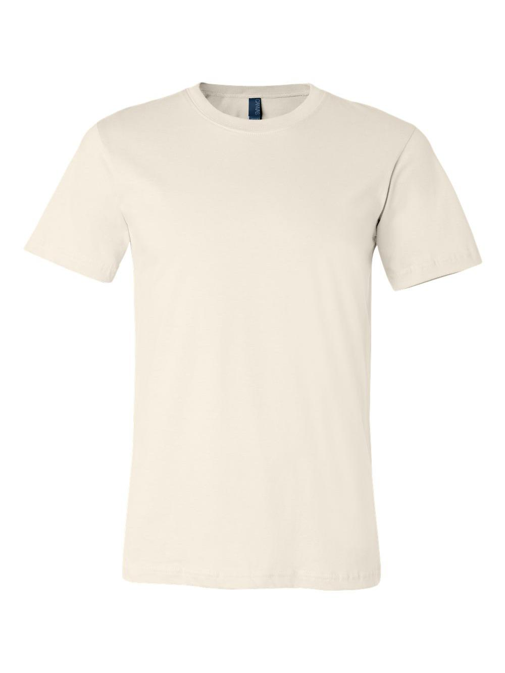 Bella-Canvas-Unisex-Short-Sleeve-Jersey-Tee-3001 thumbnail 84