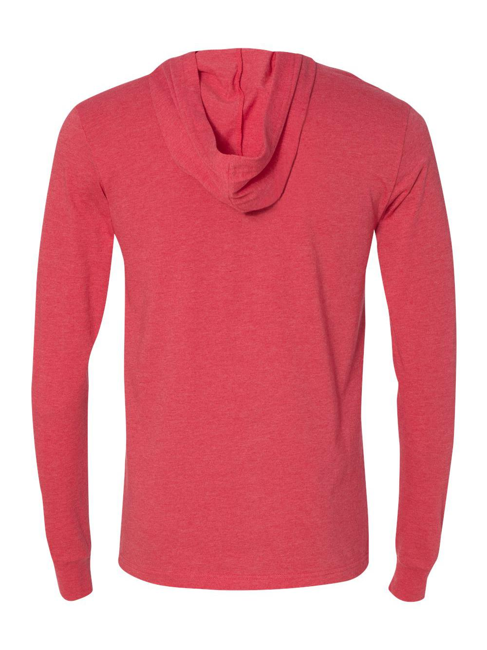 Bella-Canvas-Unisex-Long-Sleeve-Jersey-Hooded-Tee-3512 thumbnail 25
