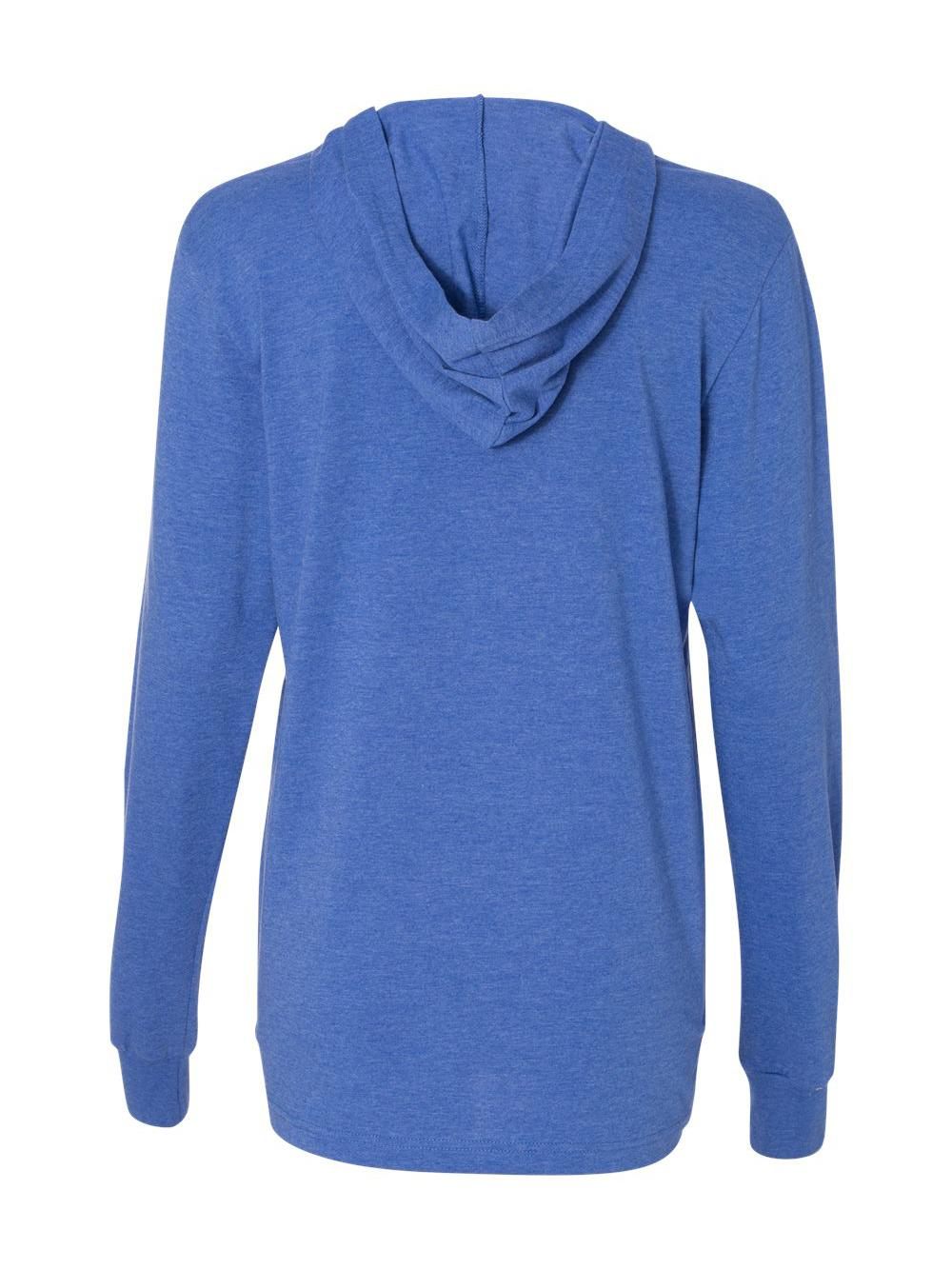 Bella-Canvas-Unisex-Long-Sleeve-Jersey-Hooded-Tee-3512 thumbnail 28