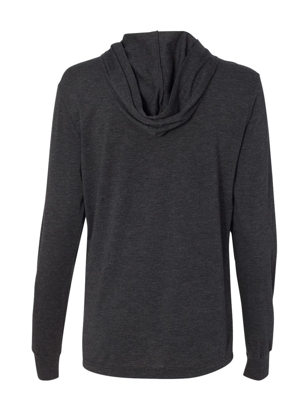 Bella-Canvas-Unisex-Long-Sleeve-Jersey-Hooded-Tee-3512 thumbnail 10