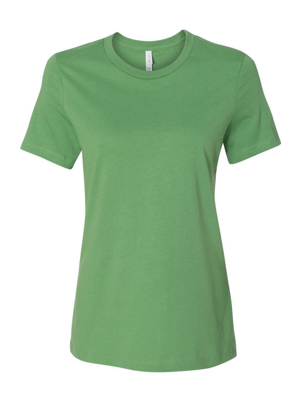 Bella-Canvas-Women-039-s-Relaxed-Short-Sleeve-Jersey-Tee-6400 thumbnail 45