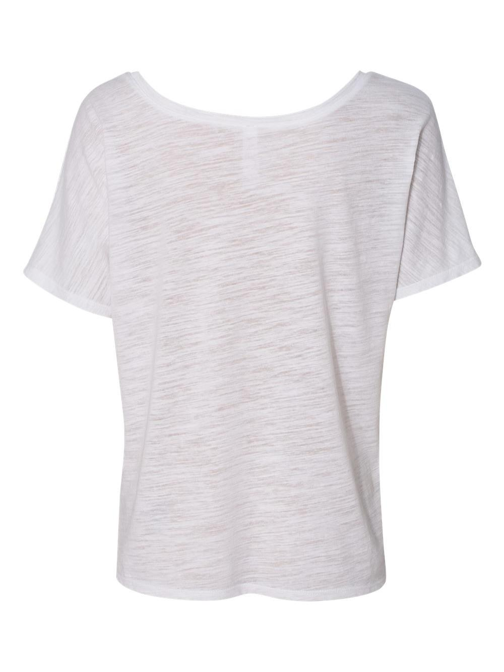 Bella-Canvas-Women-039-s-Slouchy-Tee-8816 thumbnail 64