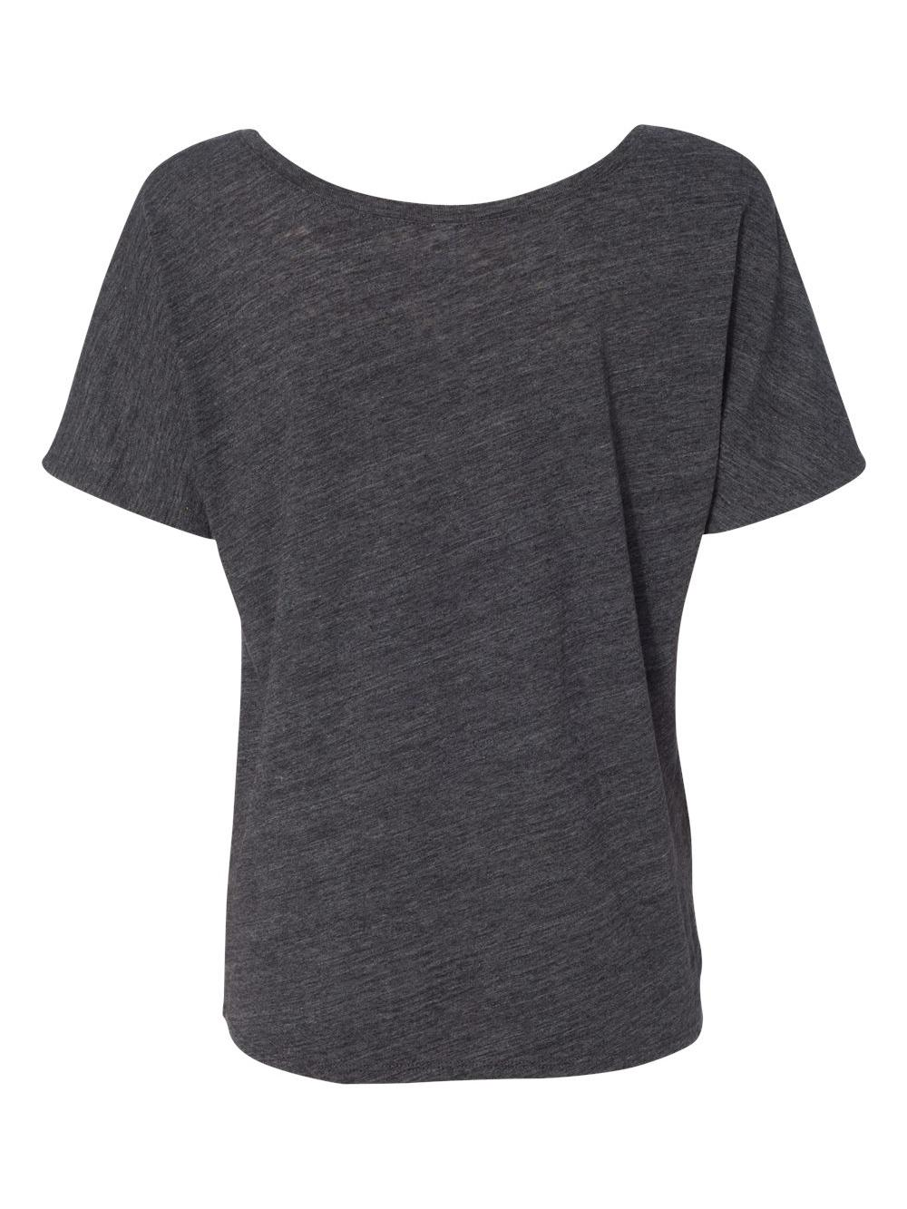 Bella-Canvas-Women-039-s-Slouchy-Tee-8816 thumbnail 19