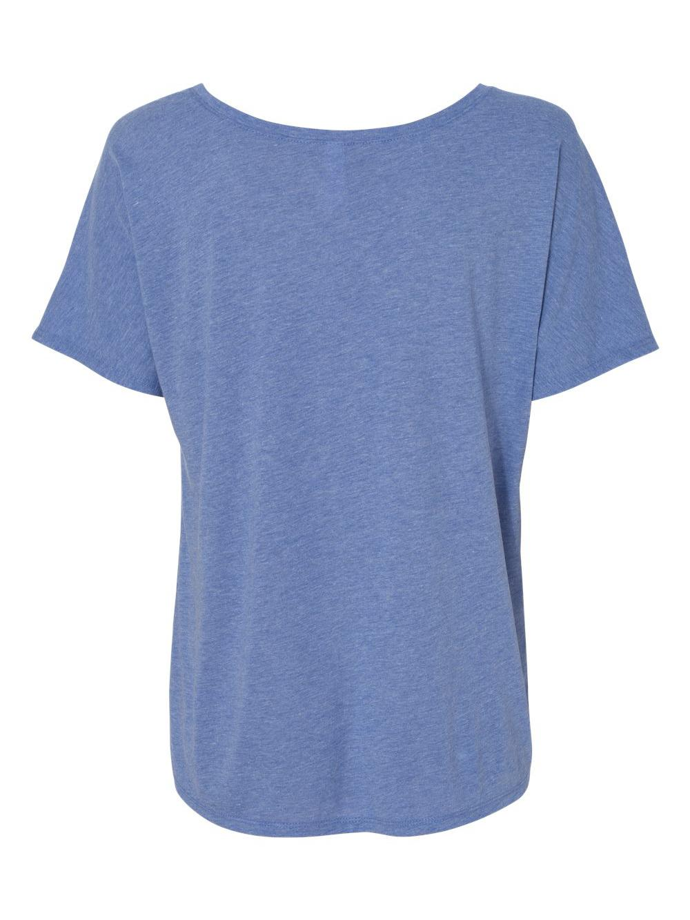 Bella-Canvas-Women-039-s-Slouchy-Tee-8816 thumbnail 16