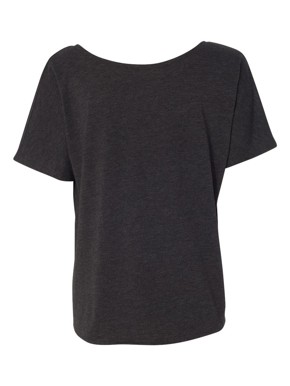 Bella-Canvas-Women-039-s-Slouchy-Tee-8816 thumbnail 22
