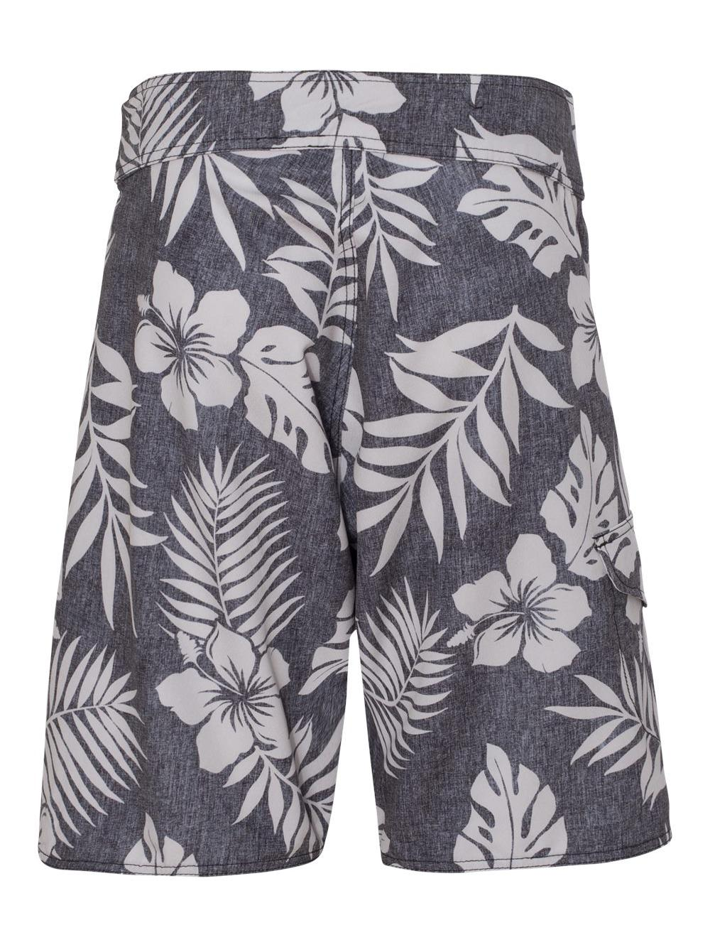 2c1db96eab Burnside B9371 Diamond Dobby Board Shorts 38 Floral for sale online ...
