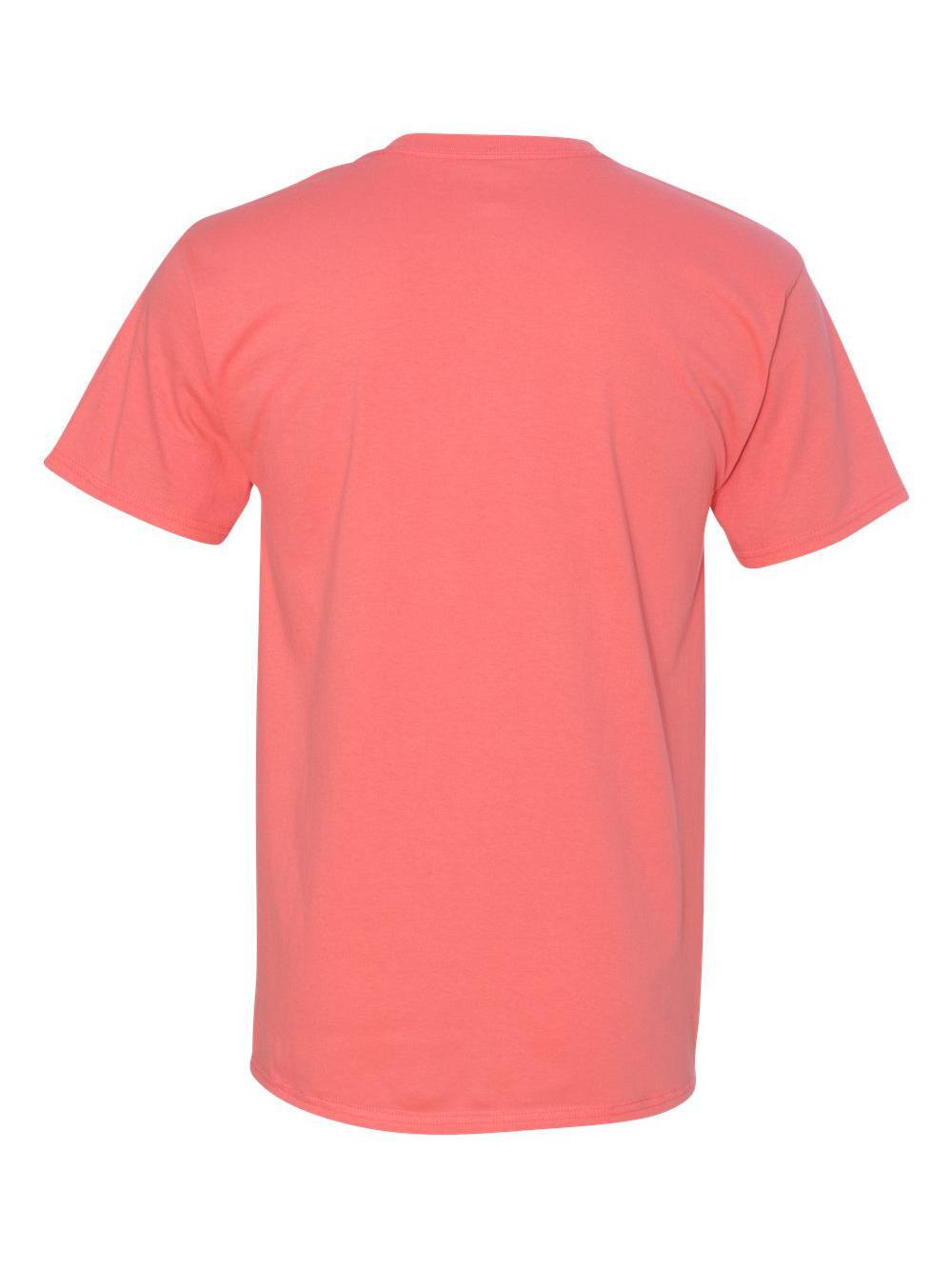 Hanes-Tagless-T-Shirt-5250 thumbnail 28