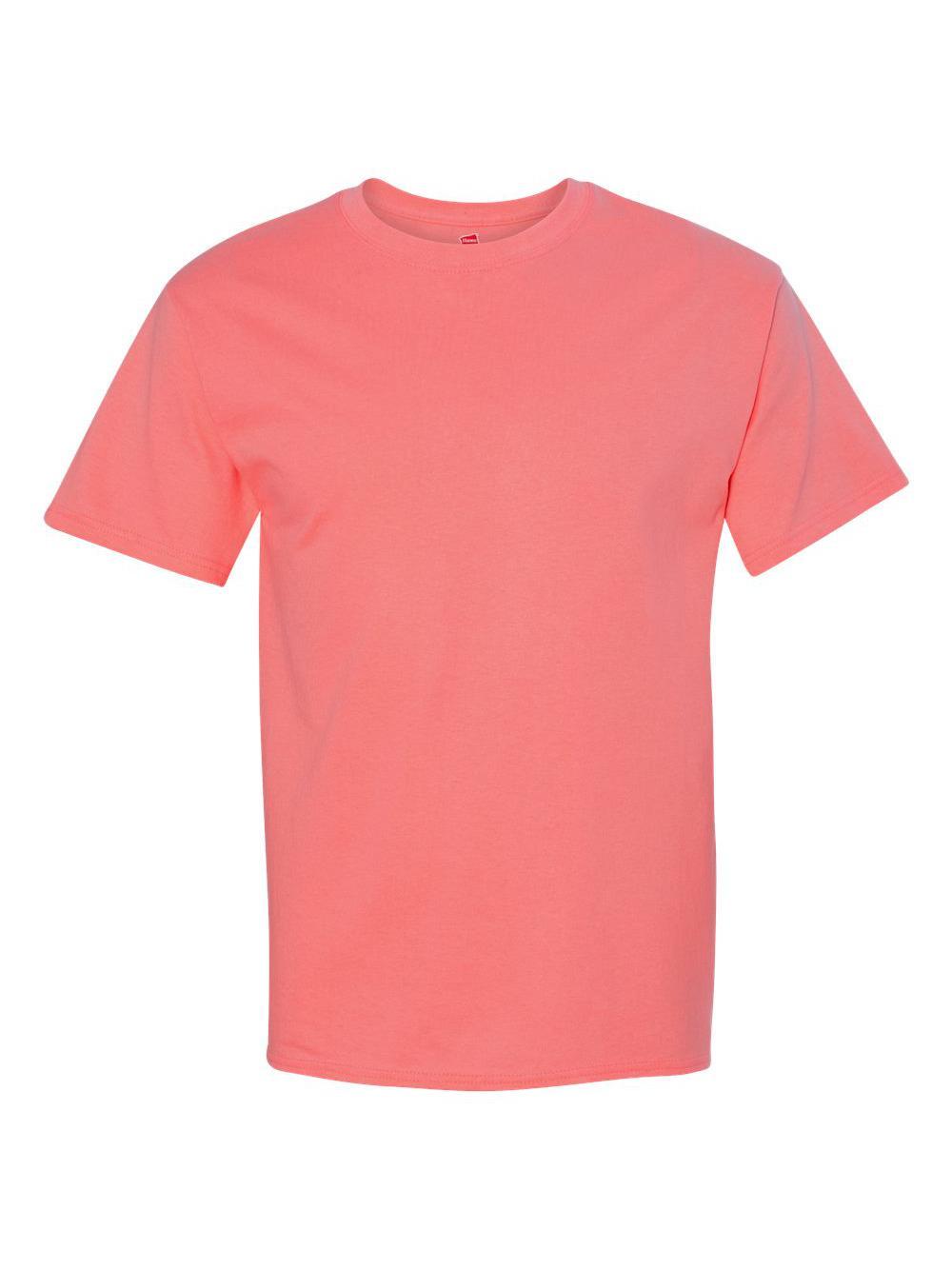Hanes-Tagless-T-Shirt-5250 thumbnail 27